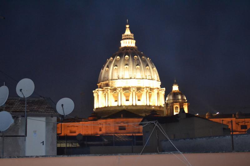 Gregorio vii attico superattico in vendita attico for Arredamento via gregorio vii roma